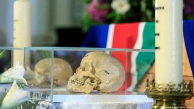 2.Juni - Koloniale Verbrechen in Namibia : Deutschland erkennt den Völkermord an den Herero und Nama an