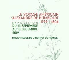 Expo Humboldt Institut de France