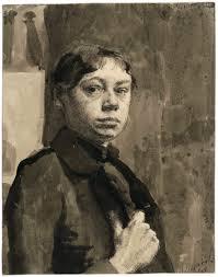 portrait de Käthe Kollwitz