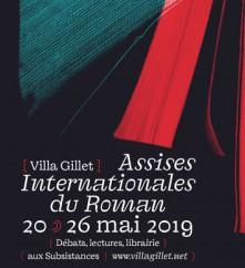 Affiche Assises Internationales du Roman 2019