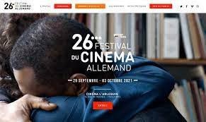 Festival ciné 2021 Paris