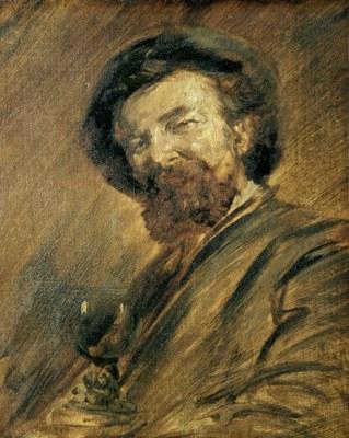 autoportrait wilhelm busch