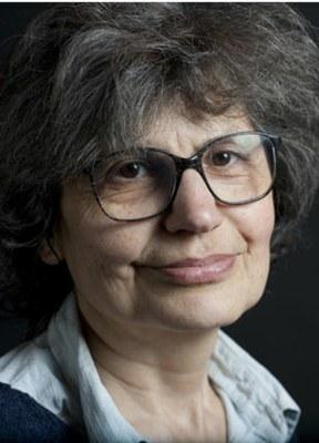 Cécile Wajsbrot © Mathieu Bourgois