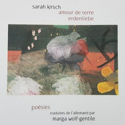 amour de terre Sarah Kirsch