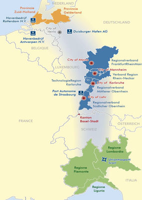 interregional alliance for the rhine alpine