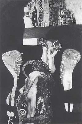 Klimt, Die Jurisprudenz, 1903-1907