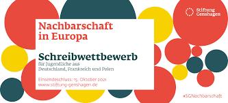 concours écriture voisinage en Europe