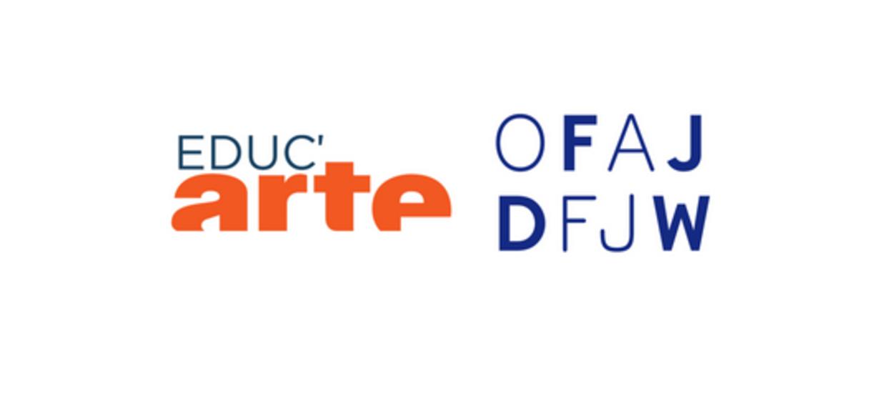 Logos OFAJ et Educ' ARTE