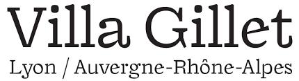Logo de la Villa Gillet