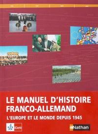 Le manuel d'histoire franco-allemand