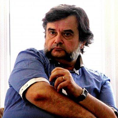 Portrait du traducteur Olivier Mannoni