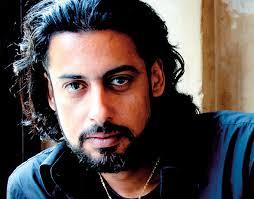 Portrait de l'écrivain Abbas Khider