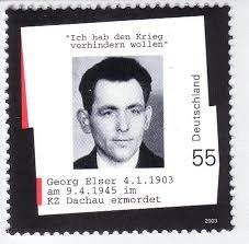 Georg Elser Briefmarke