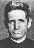 Portrait du père jésuite Rupert Mayer opposant au nazisme