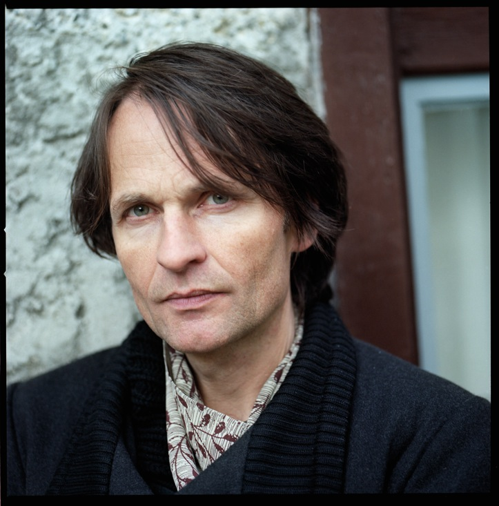 photographie portrait de l'auteur autrichien Wolfgang Hermann