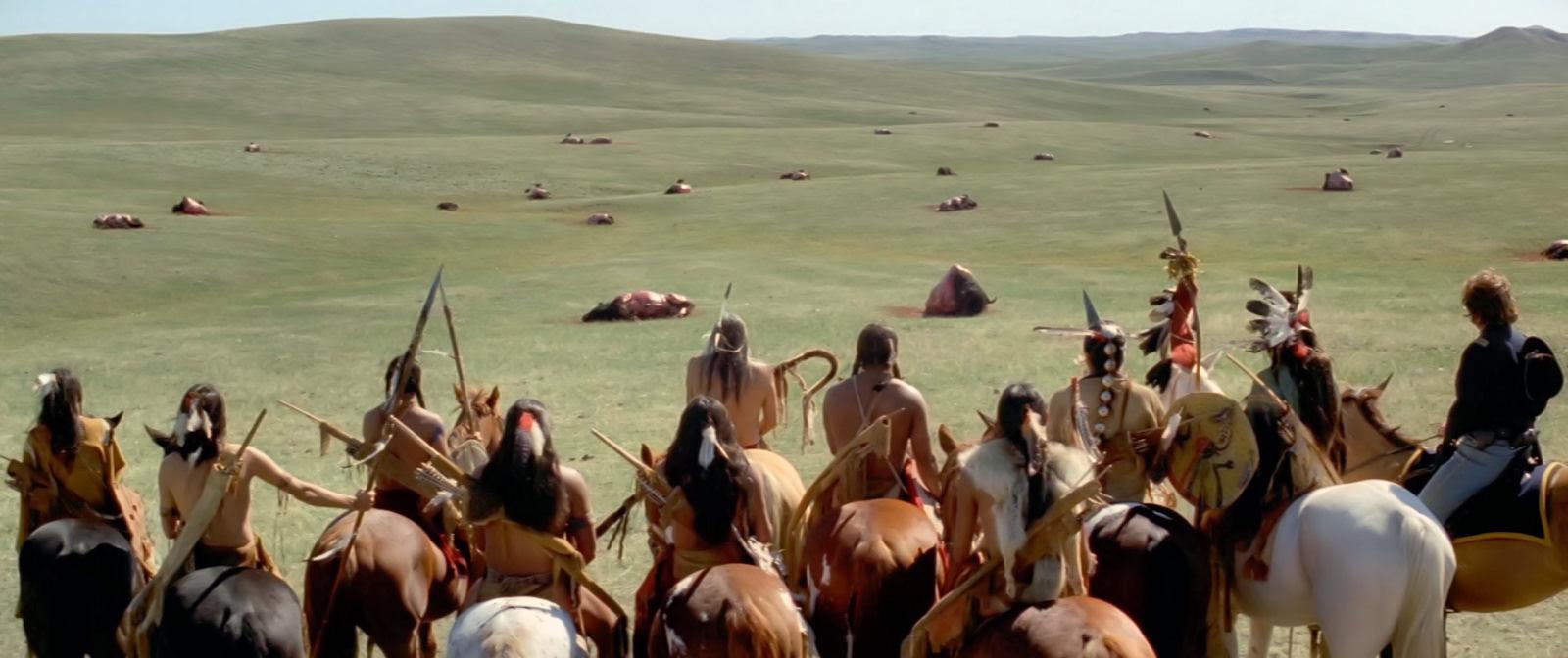 1   Screenshot Danse with Wolves Kevin Costner
