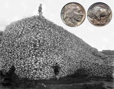 10   Pile de crânes + pièces