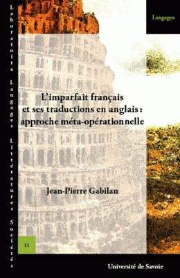 L'imparfait français et ses traductions en anglais: approche méta-opérationnelle