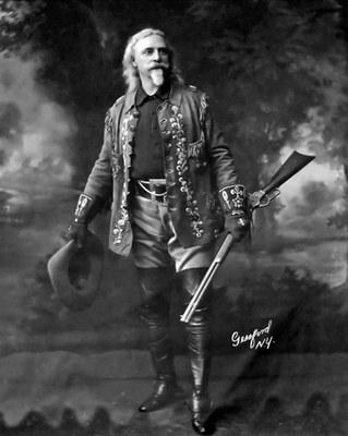 3   William Frederick Buffalo Bill Cody