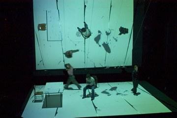 4.48 Psychosis au Royal Court Theatre