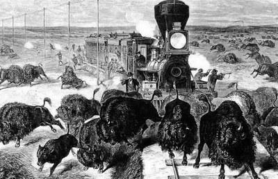 5   Illustration gravure train