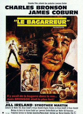 Affiche Le bagarreur, 1975
