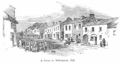 Ballingarry, 1848