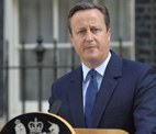 David Cameron announces his resignation as Prime Minister in the wake of the UK vote on EU membership, Tom Evans