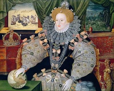 Anciennement attribué à George Gower [Public domain], via Wikimedia Commons