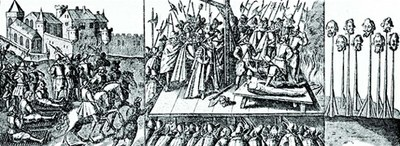 Hanged drawn and quartered