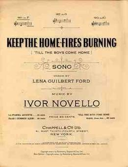 Keep the Homes Fires Burning