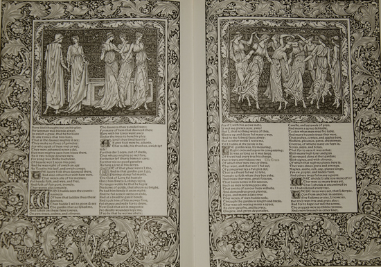DOC 2: Page opening from The Romaunt of the Rose