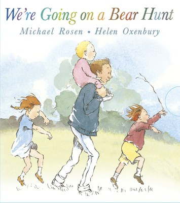 Cover illustration -We're going on a Bear Hunt