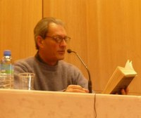 Paul Auster reading from The Brooklyn Follies