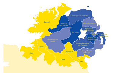 Programme PeaceIV Irlandfig 5 e