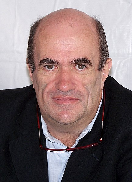 Colm Tóibín at the Texas Book Festival, Austin, Texas, United States, October 2006. Source: Wikipedia, Creative Commons Attribution-Share Alike 3.0 Unported.