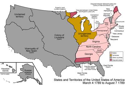 United States 1789