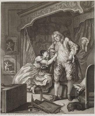 William Hogarth - After