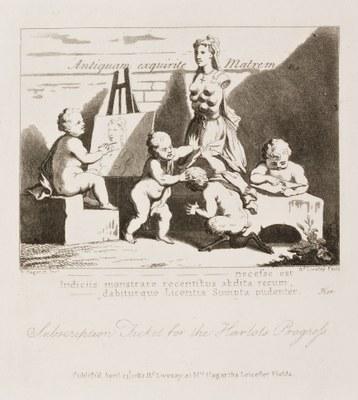 William Hogarth - Boys Peeping at Nature bis