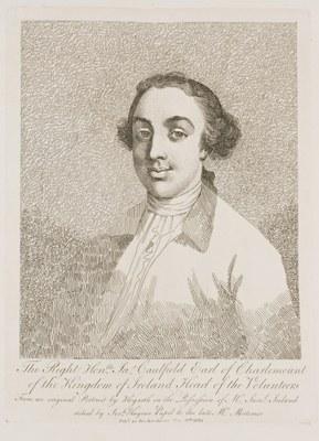 William Hogarth - Earl of Charlemont