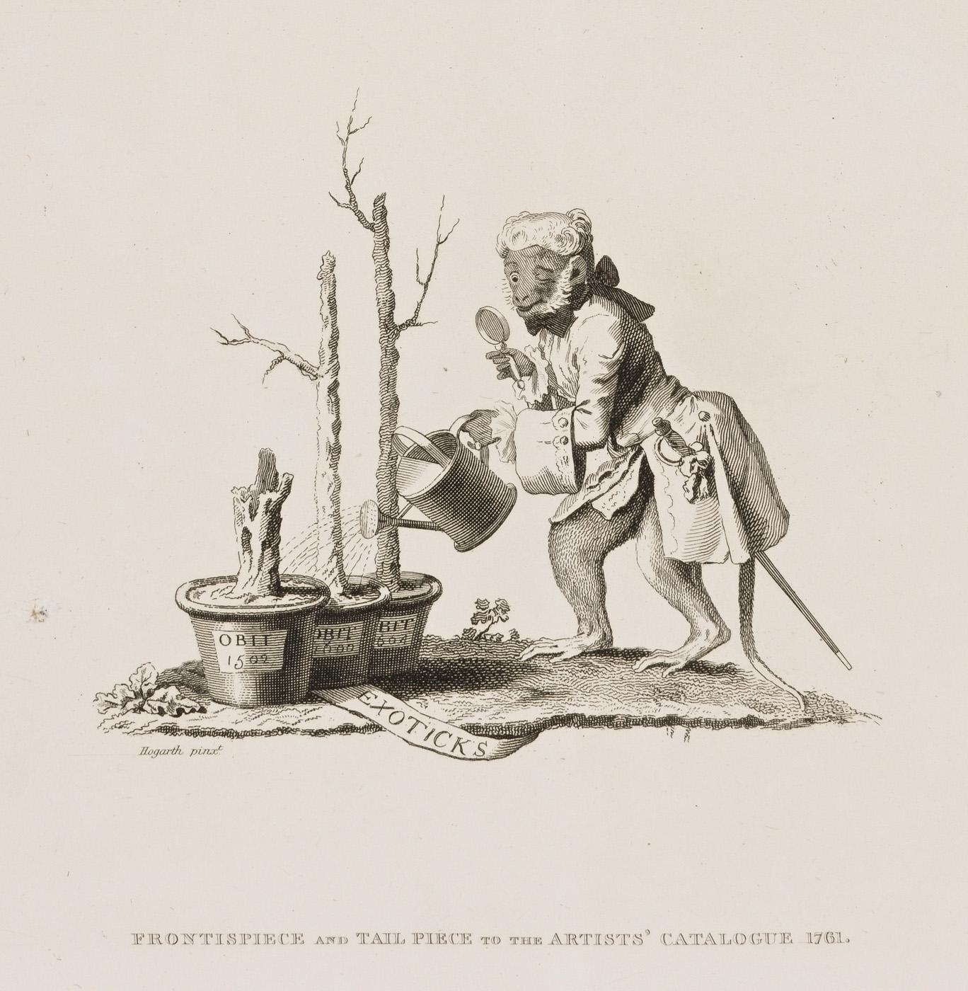 William Hogarth - The Artists Catalogue II