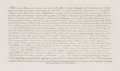 William Hogarth - The Bench Text