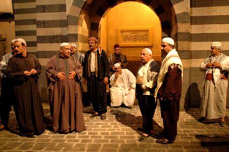 Bâb al-Hâra, feuilleton syrien