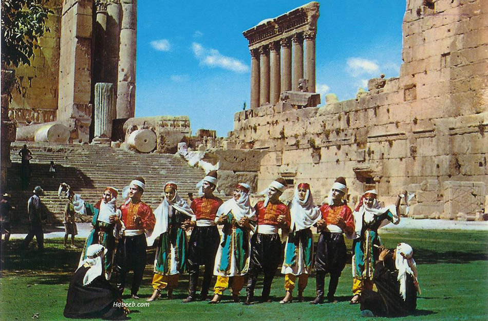 La dabké du Liban