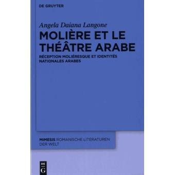 Moliere et le theatre arabe