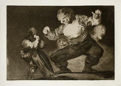 Bobalicón Goya