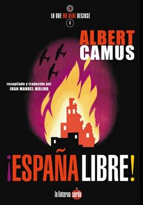 ¡España libre! d'Albert Camus