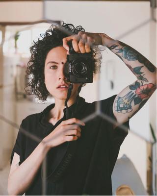 Foto de Victoria Holguín