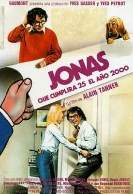 Jonas affiche