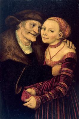 Las malas parejas Cranach
